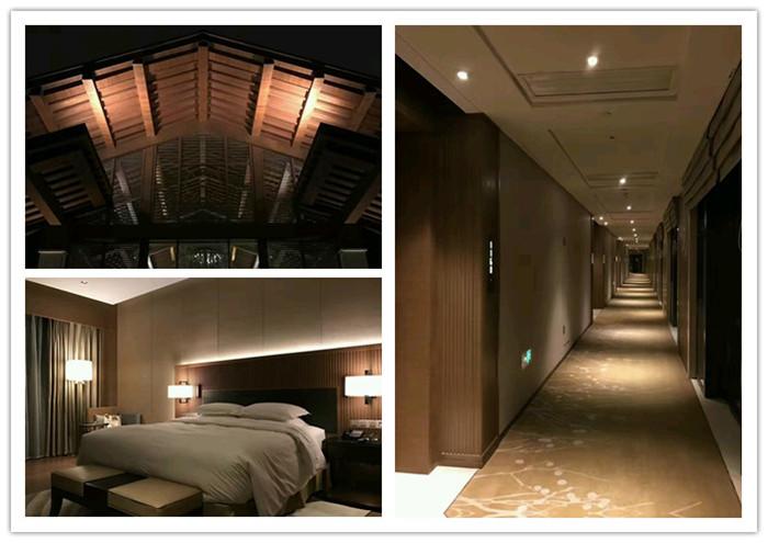 武汉希尔顿高端酒店设计实景图