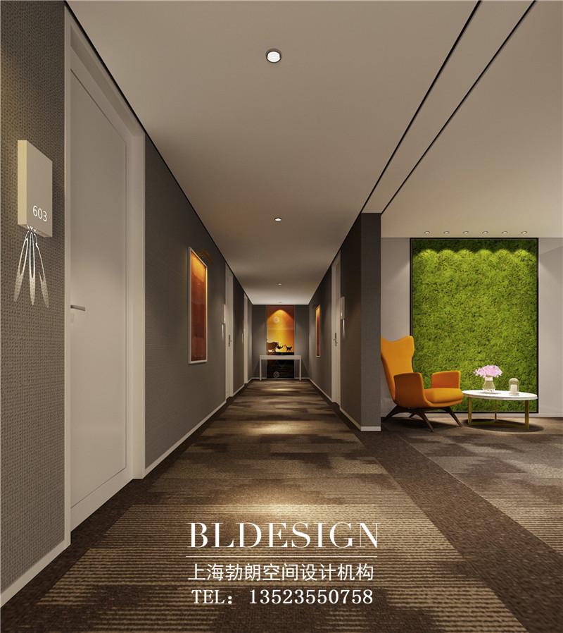 勃朗酒店设计公司