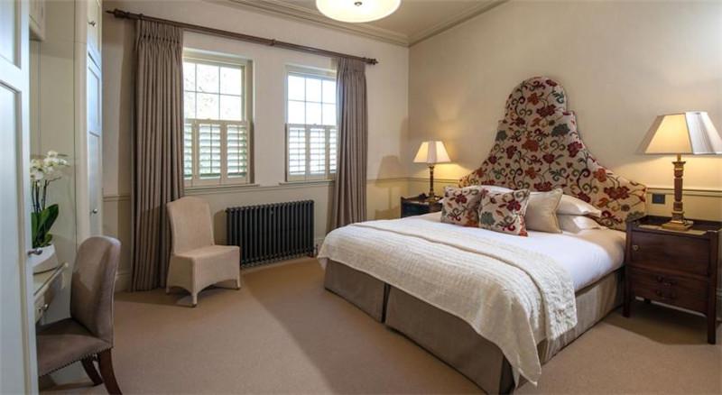 尽享宁静闲适的The Bath Priory精品酒店设计案例