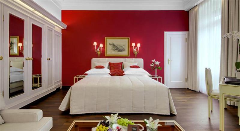 精致舒适的精品酒店客房空间