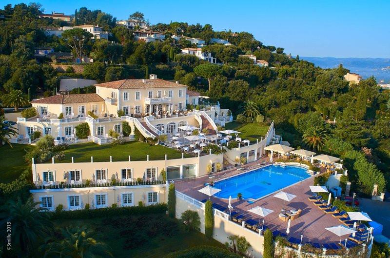 酒店外观及室外风景