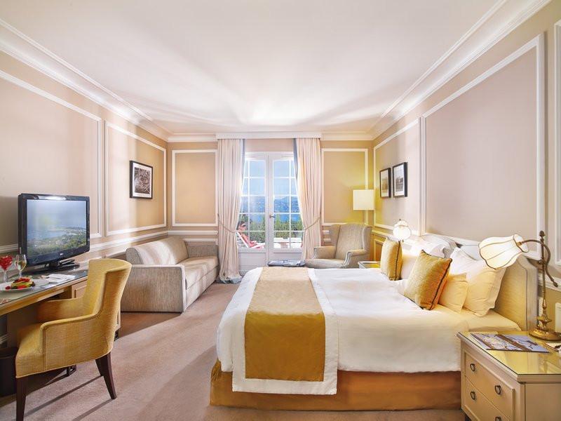 精品度假酒店客房空间