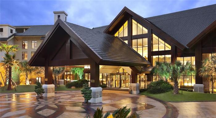 千岛湖滨江希尔顿五星级度假酒店