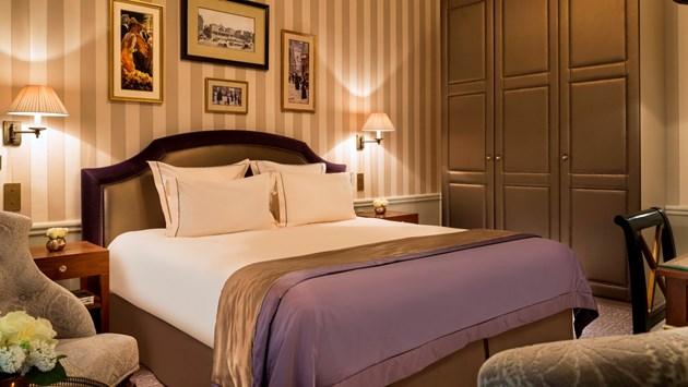 精品酒店客房空间