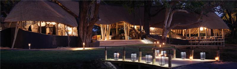 博茨瓦纳贝尔蒙德老鹰精品酒店设计实景图