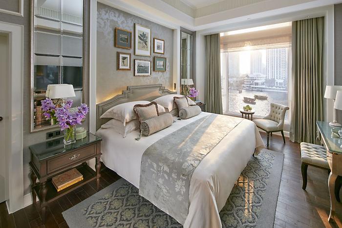 曼谷文华东方酒店豪华套房