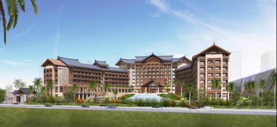南宁首家五星级度假酒店