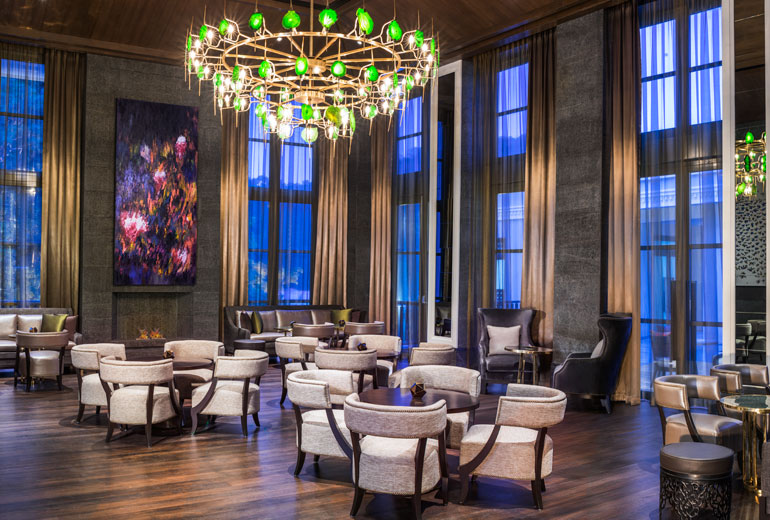 酒店餐饮空间