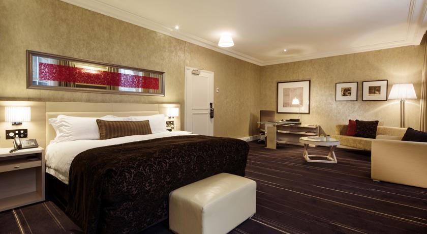 酒店客房空间整体布局设计案例