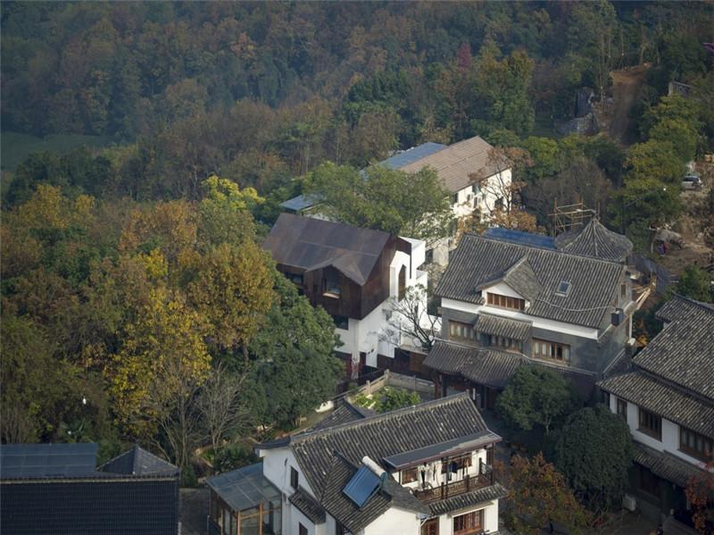 俯瞰:酒店景观