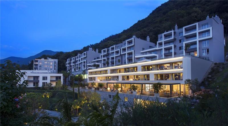 酒店建筑:室外视角