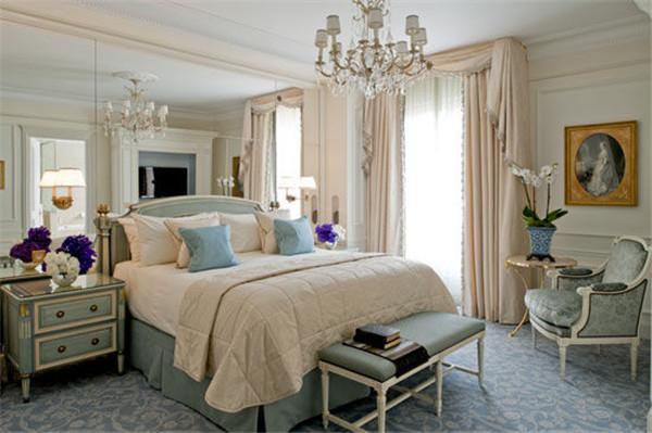 精致舒适的酒店客房空间
