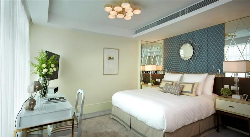 不错的精品酒店客房实景图