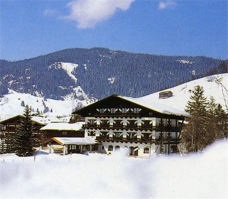 酒店室外风景
