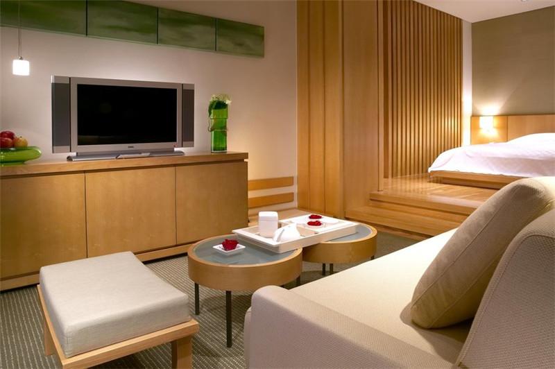酒店客房优雅的细节设计
