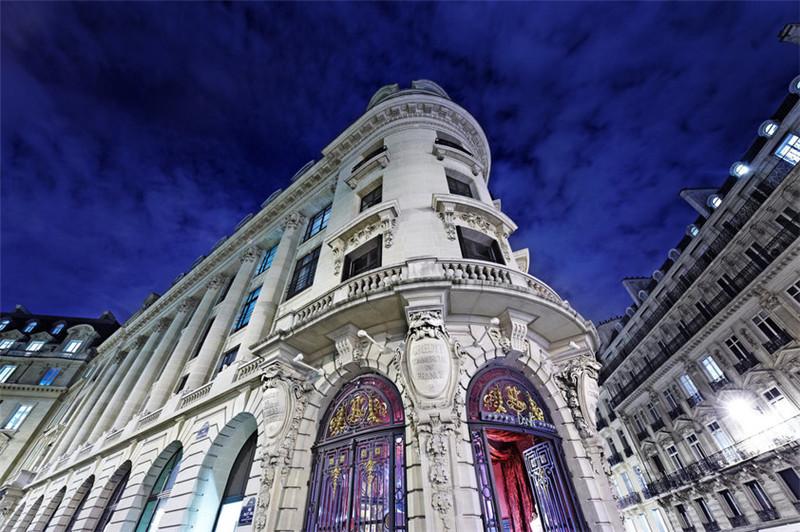 酒店建筑之外观设计实景图
