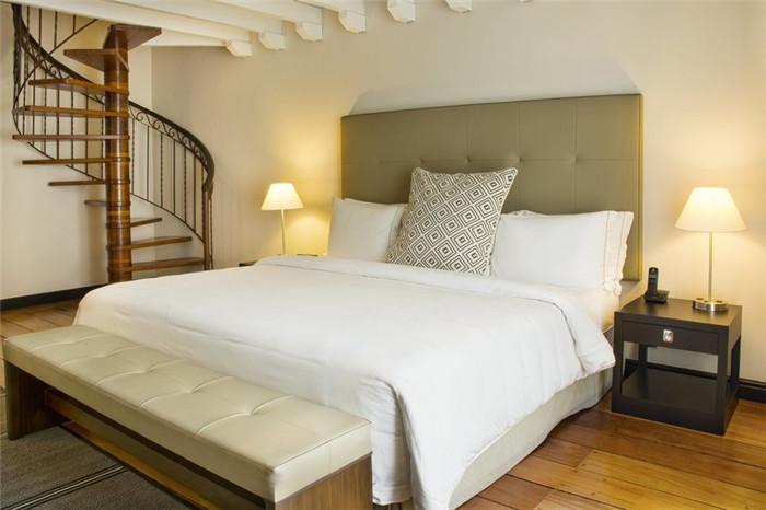 优雅舒适的酒店客房