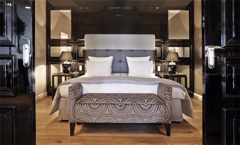 精致奢华的酒店客房