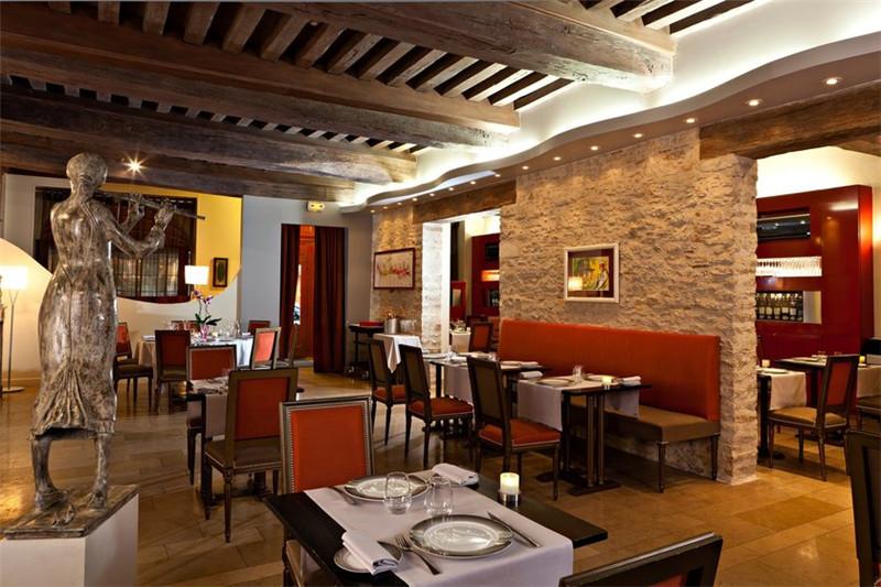 酒店室内餐饮空间设计案例