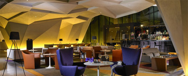 创意十足的酒店室内局部空间