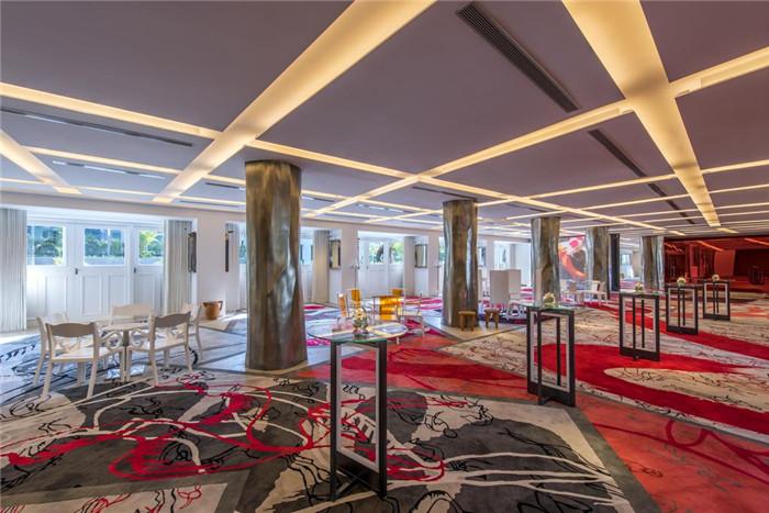 酒店室内空间