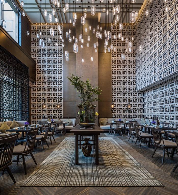 创意十足的酒店餐饮空间