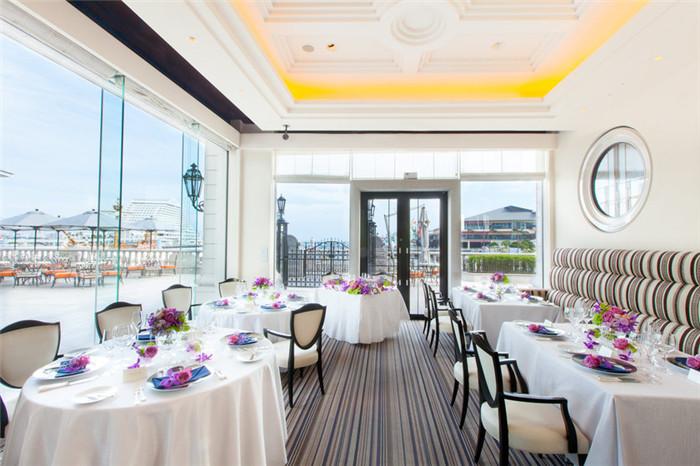 酒店宴会餐厅空间设计实景图