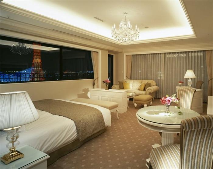 精致奢华的酒店空间