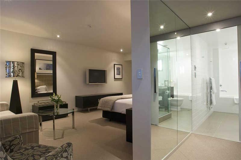 酒店客房空间布局设计案例