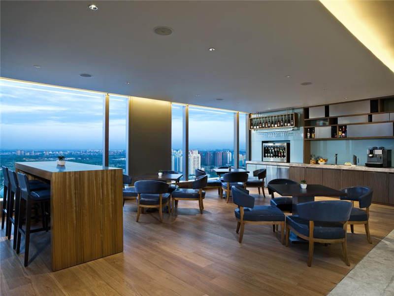 酒店室内局部区域:家具