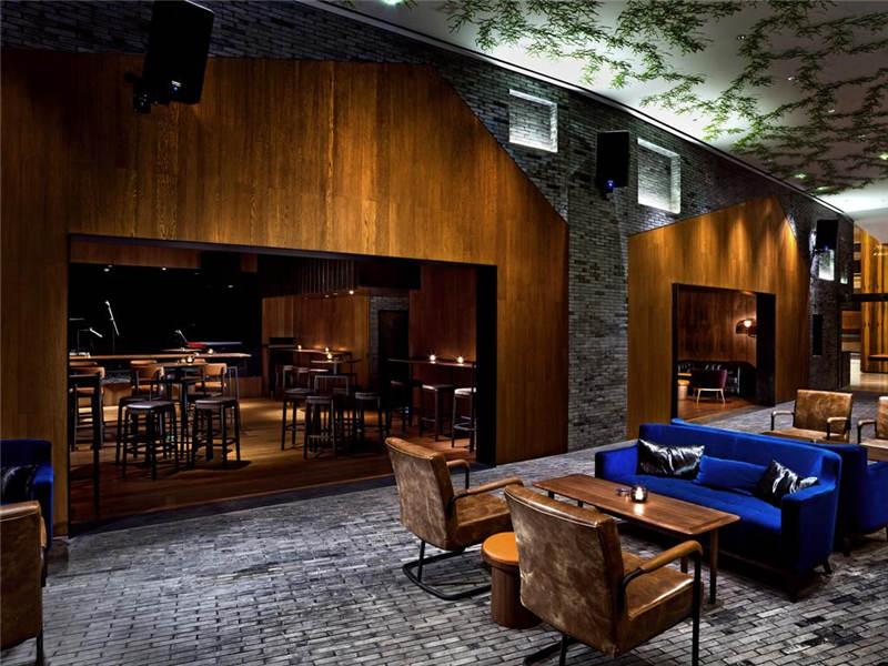 商务酒店餐饮空间