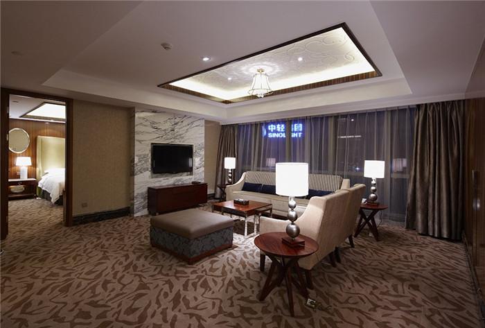 星级商务酒店设计案例