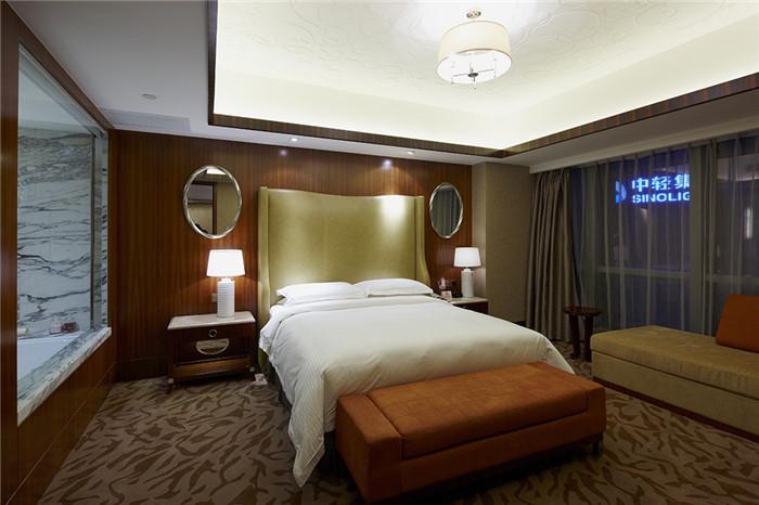 酒店客房空间装修设计案例