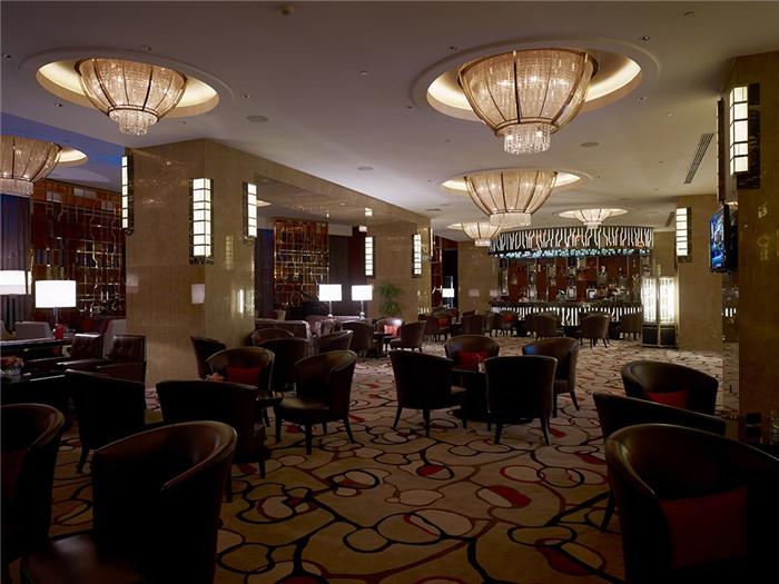 酒店餐厅空间布局设计实景图