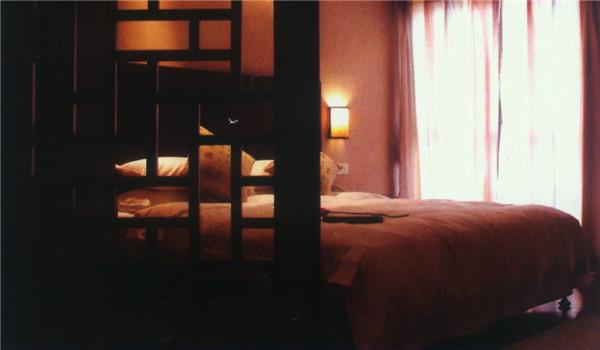 古朴典雅的书香门第商务主题酒店设计案例