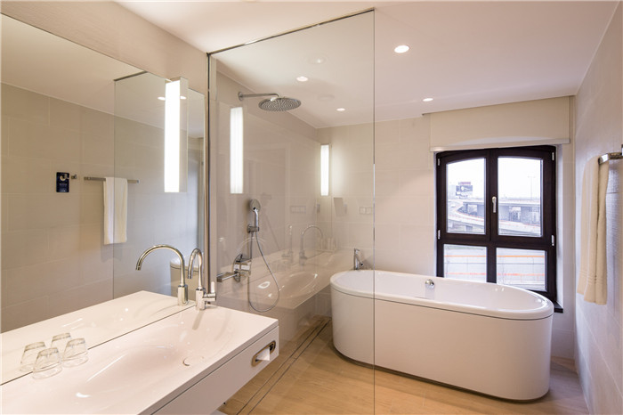 客房洗浴空间