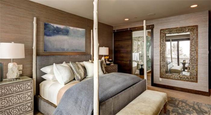酒店客房空间设计欣赏