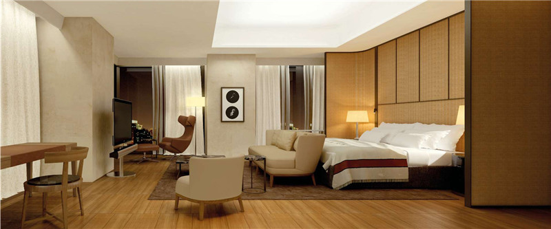 酒店客房空间设计案例