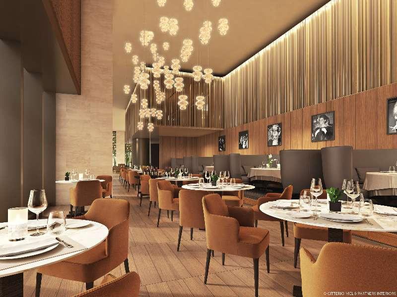 酒店餐厅空间