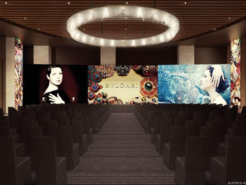 北京宝格丽酒店会议活动中心