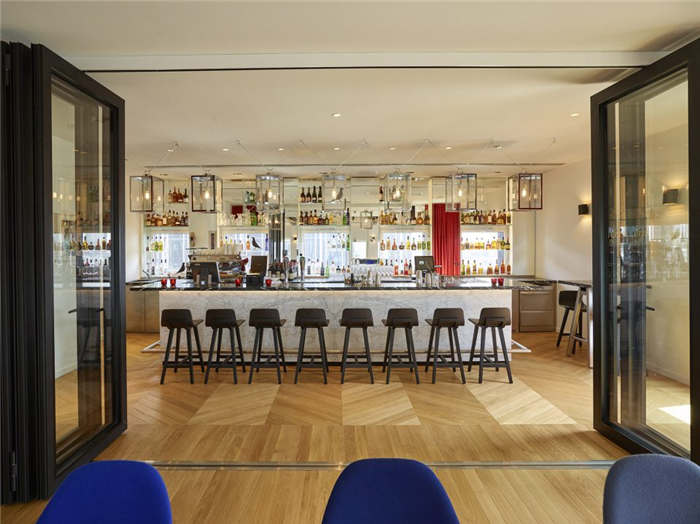 酒店餐饮空间设计实景图