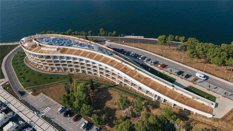 酒店建筑外观欣赏