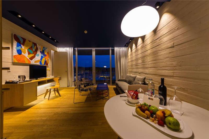 酒店室内空间设计实景图