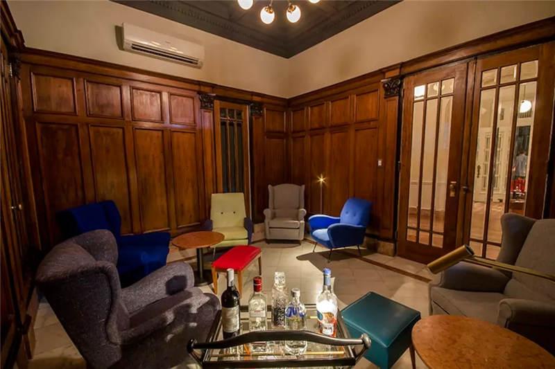酒店室内空间欣赏:精品酒店空间