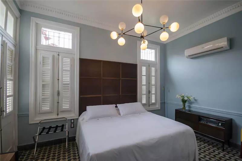 酒店客房家具以及灯光设计欣赏