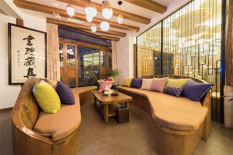 酒店室内空间欣赏