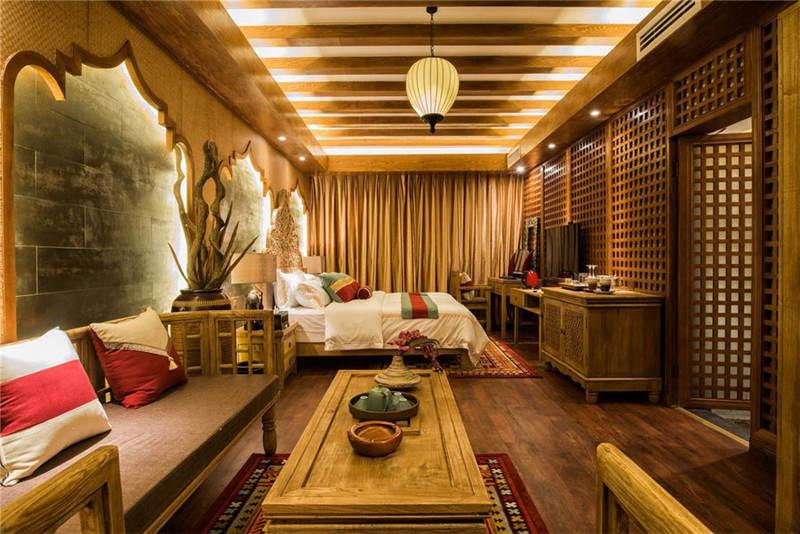 酒店客房空间布局欣赏