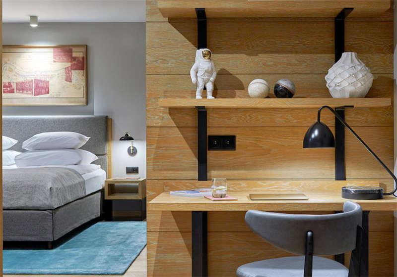 酒店客房细节设计欣赏