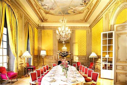 酒店会议餐饮空间