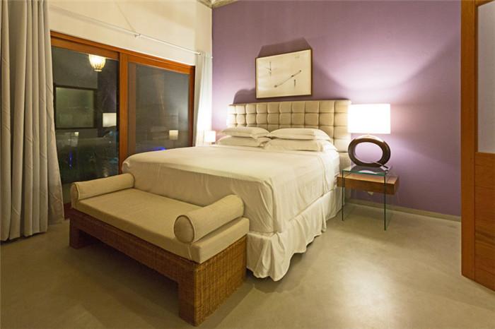 酒店客房空间设计